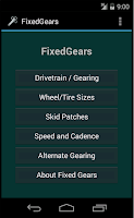 Screenshot of FixedGears