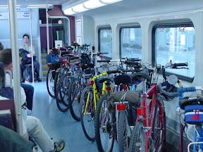 Перевезення велосипеда