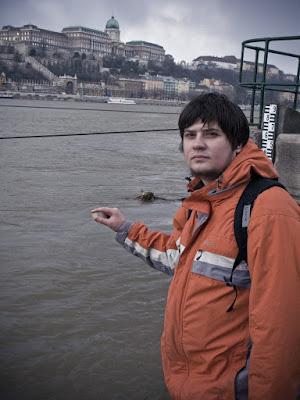 Кидаю монету в Дунай