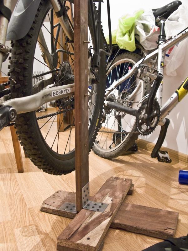 Велосипедна сервісна стійка