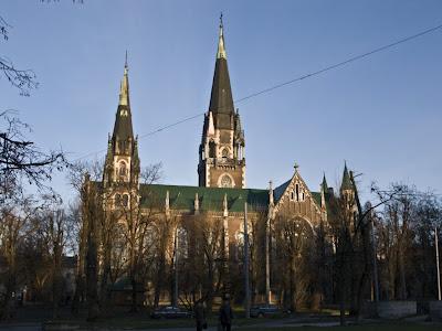 Костел Св. Єлизавети