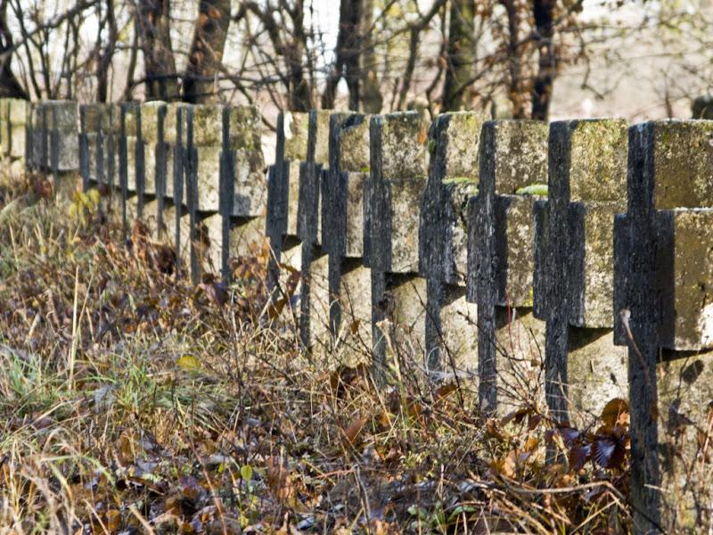 Цвинтар часів 2ої світової