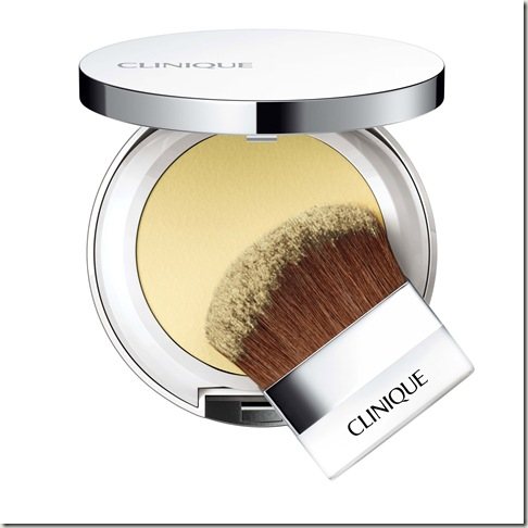 Instant Relief Mineral Pressed Powder Icon- Global (powder on brush)