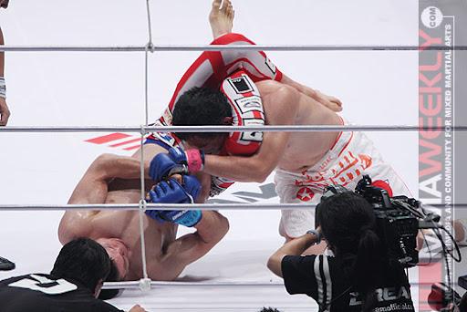 Dream 5 - Heiwa - Shinya Aoki vs. Caol Uno