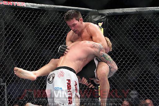UFC 87 - Seek and Destroy - Demian Maia vs. Jason MacDonald