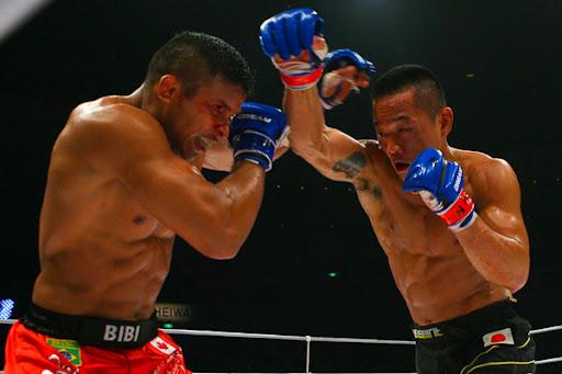 Bibiano Fernandes vs. Hiroyuki Takaya