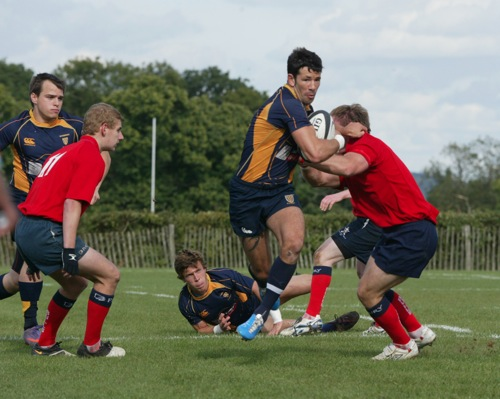 Aylesford Match Report