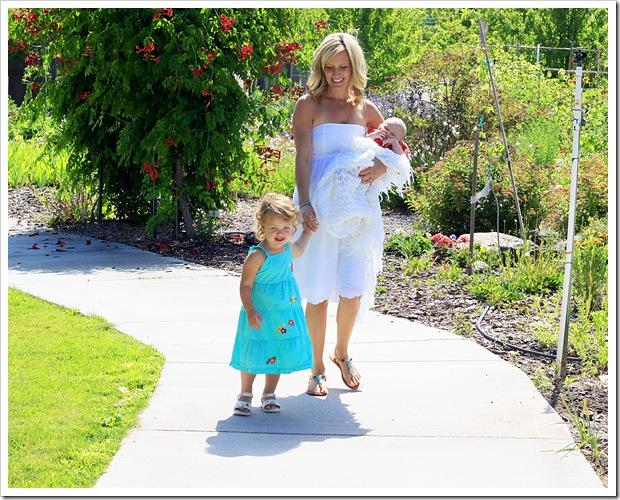 walk with girlsPRINT