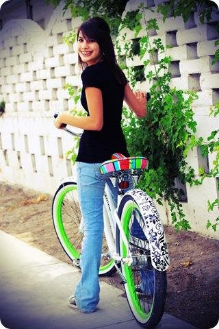Tasha bike 2583