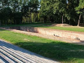 150 - Auschwitz II - Birkenau, crematorio 3.JPG