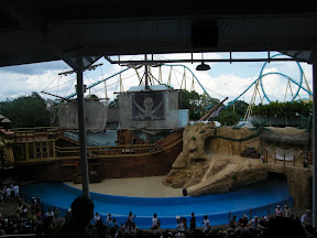 Sea Lion and Otter Stadium