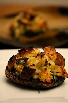 mushroom thanksgiving dish