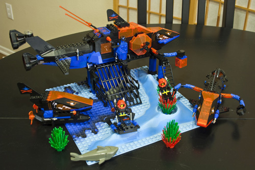 LEGO Aquasharks Sets
