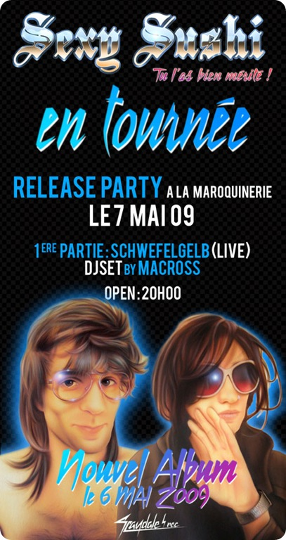 release-party-sexy-flyer