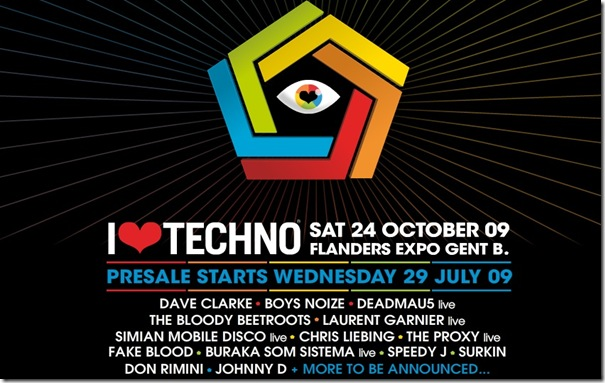 i love techno 2009 - peninsular