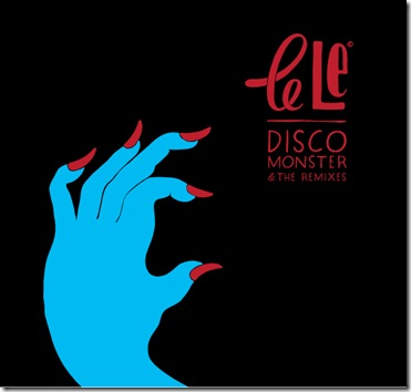 Le Le - Disco Monster sleeve FRONT