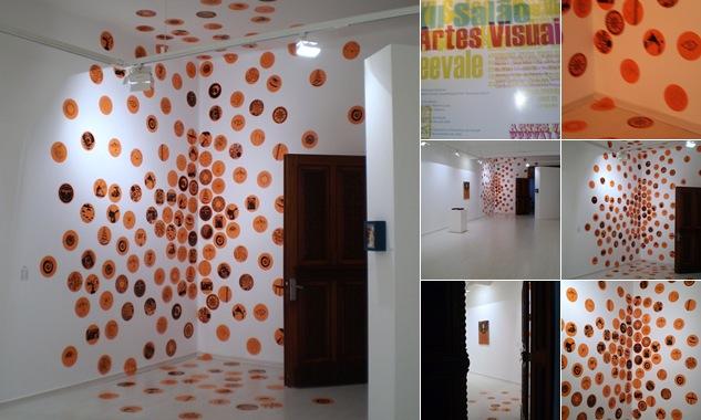 Exibir Salão de Artes Visuais Feevale
