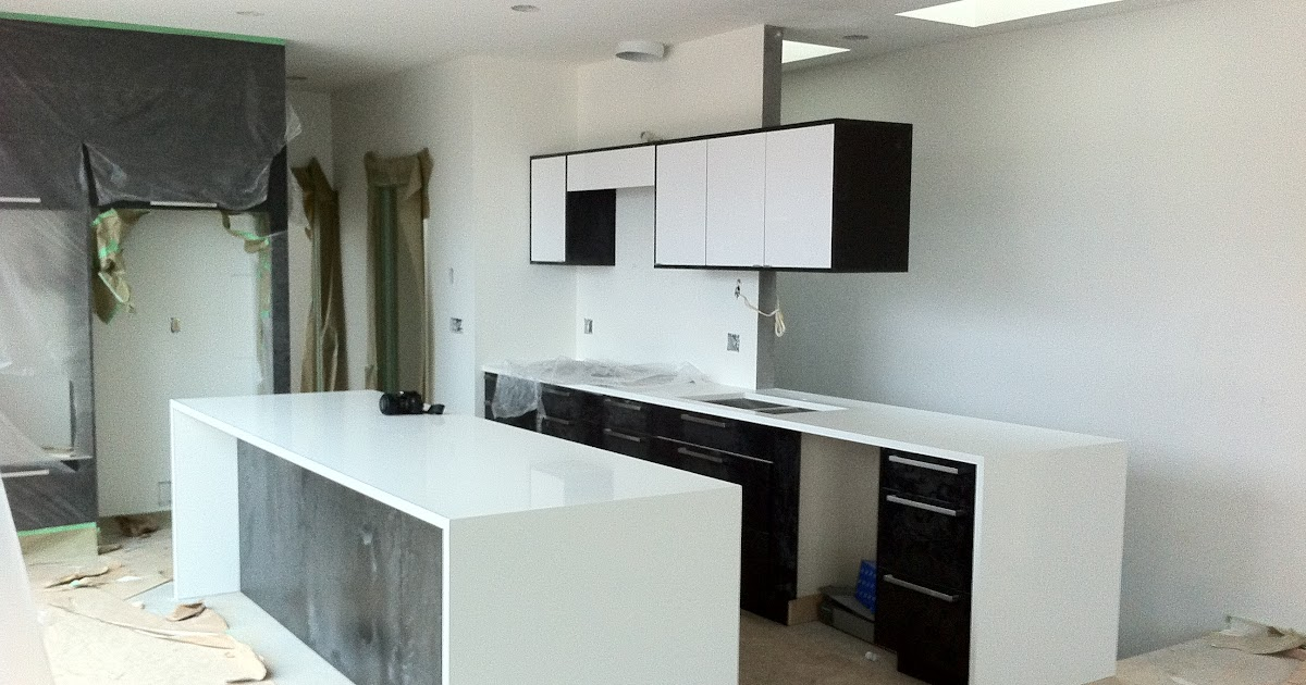 Phinney modern kitchen cabinets and countertops for Ikea kitchen cabinets assemble yourself