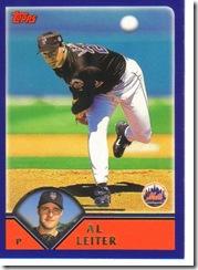Card 33 Al Leiter