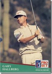 PGA 1 Gary Hallberg