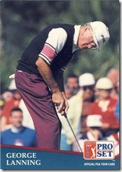 PGA 1 George Lanning