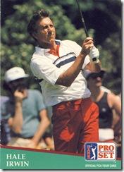 PGA 1 Hale Irwin