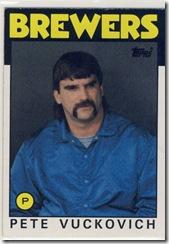 Mustaches Pete Vuckovich