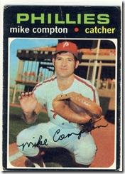 1971 77 Mike Compton