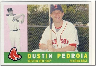 Heritage Dustin Pedroia