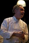 Ferran Adria opinando sobre la gastronomia peruana