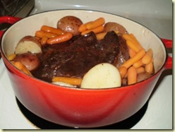 peppercorn pot roast