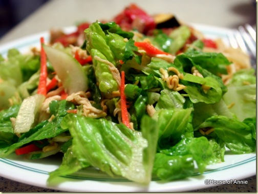 This isn t your grandfather s chinese chicken salad recipe