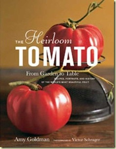 heirloom tomato book