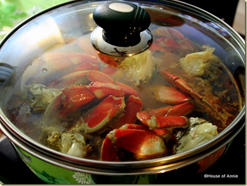 Cioppino Hot Pot