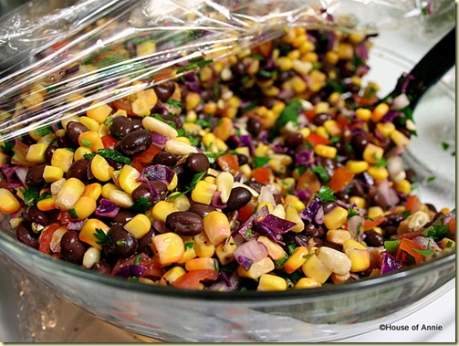 Betty's Bean Salad