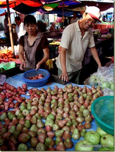 water apple vendor