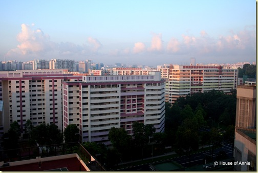 sunrise over bukit batok