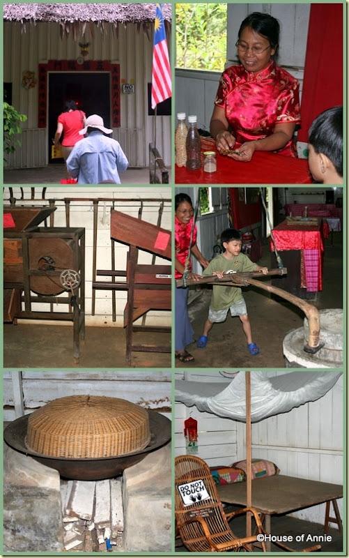 Sarawak Cultural Village Chinese Farm House