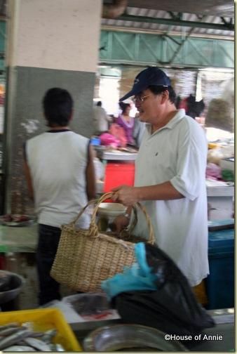 Sibu Central Market Benevolent Society Collector
