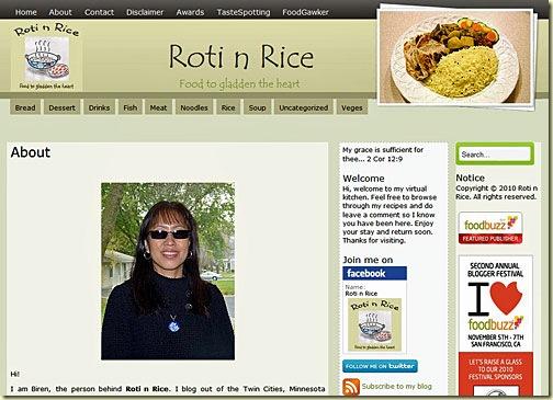 Roti-n-Rice