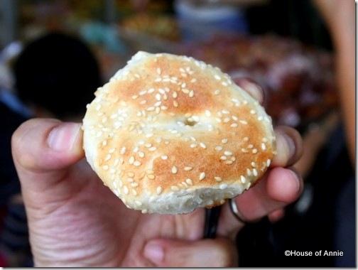 Kompia from Fatt Bakery Sibu