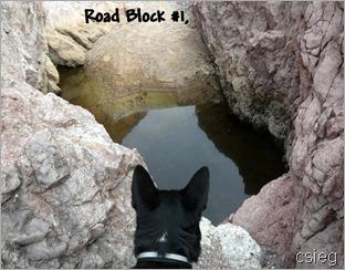 Gargoyle Canyon First road Block 1