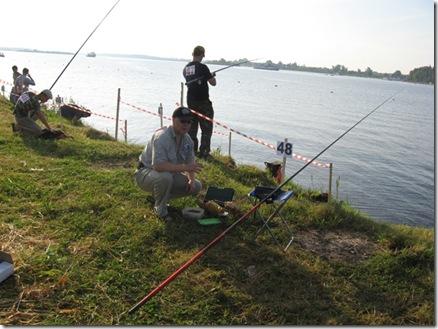 председатель общества рыболовов