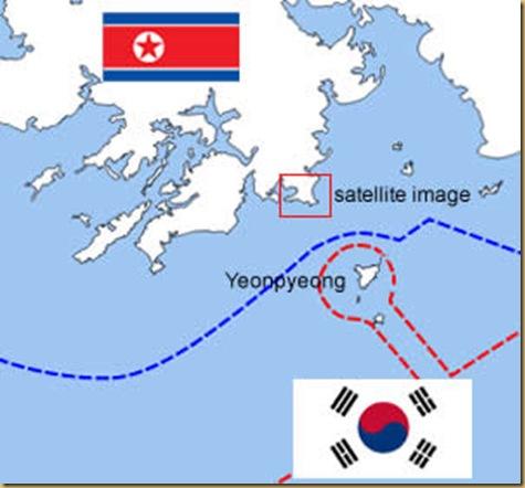 Yeonpyeong_map