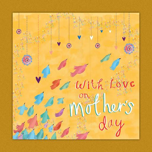 Dibujo del Dia de la Madre