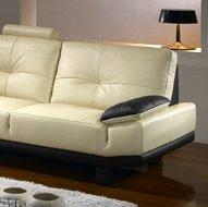 Canapé cuir prix promo