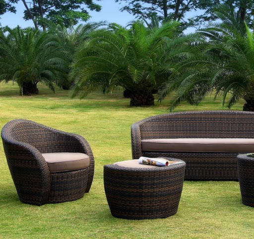 salon de jardin en resine tressee auchan valdiz. Black Bedroom Furniture Sets. Home Design Ideas