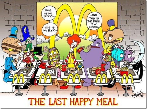 last happy meal