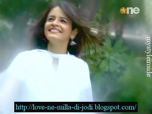 avni Parmeet love ne milla di jodi wallpapers