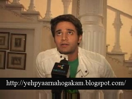 Gaurav Khanna as Abeer Yeh Pyaar Na Hoga Kam Images